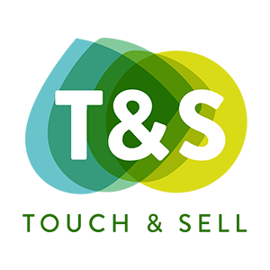 application force de vente touch & sell